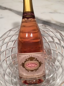 R.H. Courtier Rose Champagne NV